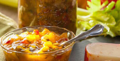 Read Article on Cucumber Relish